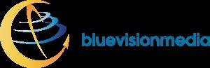 Logo blue vision media
